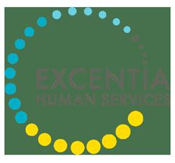 excentia human services logo
